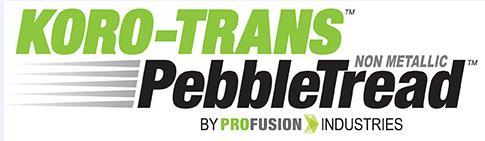 Koro-Trans PebbleTread